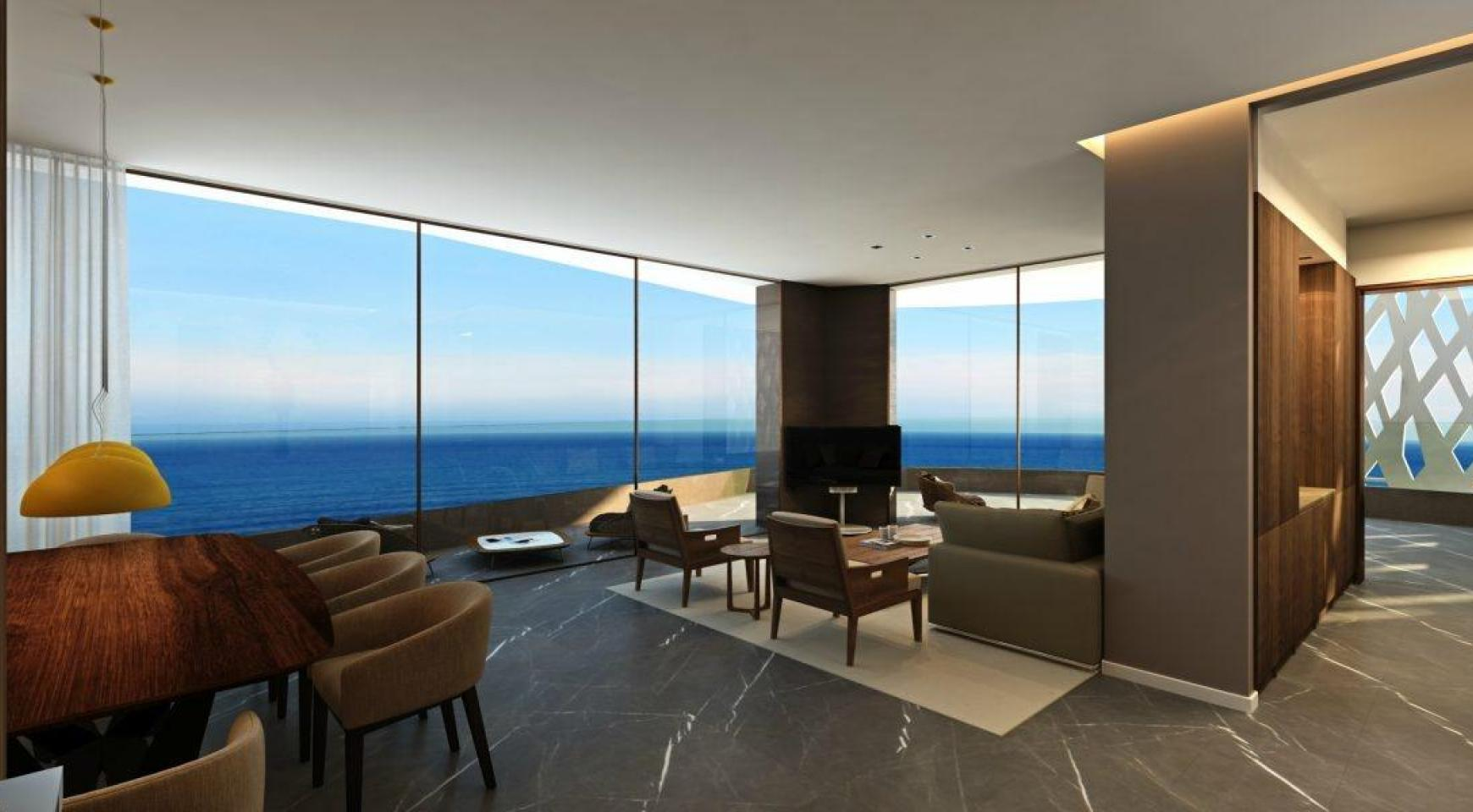 3 Bedroom Apartment in a New Unique Project by the Sea - 17
