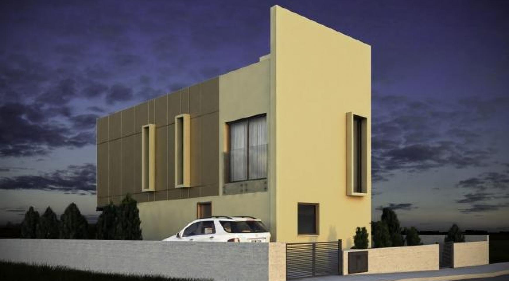 New Contemporary 3 Bedroom House in Central Location - 2