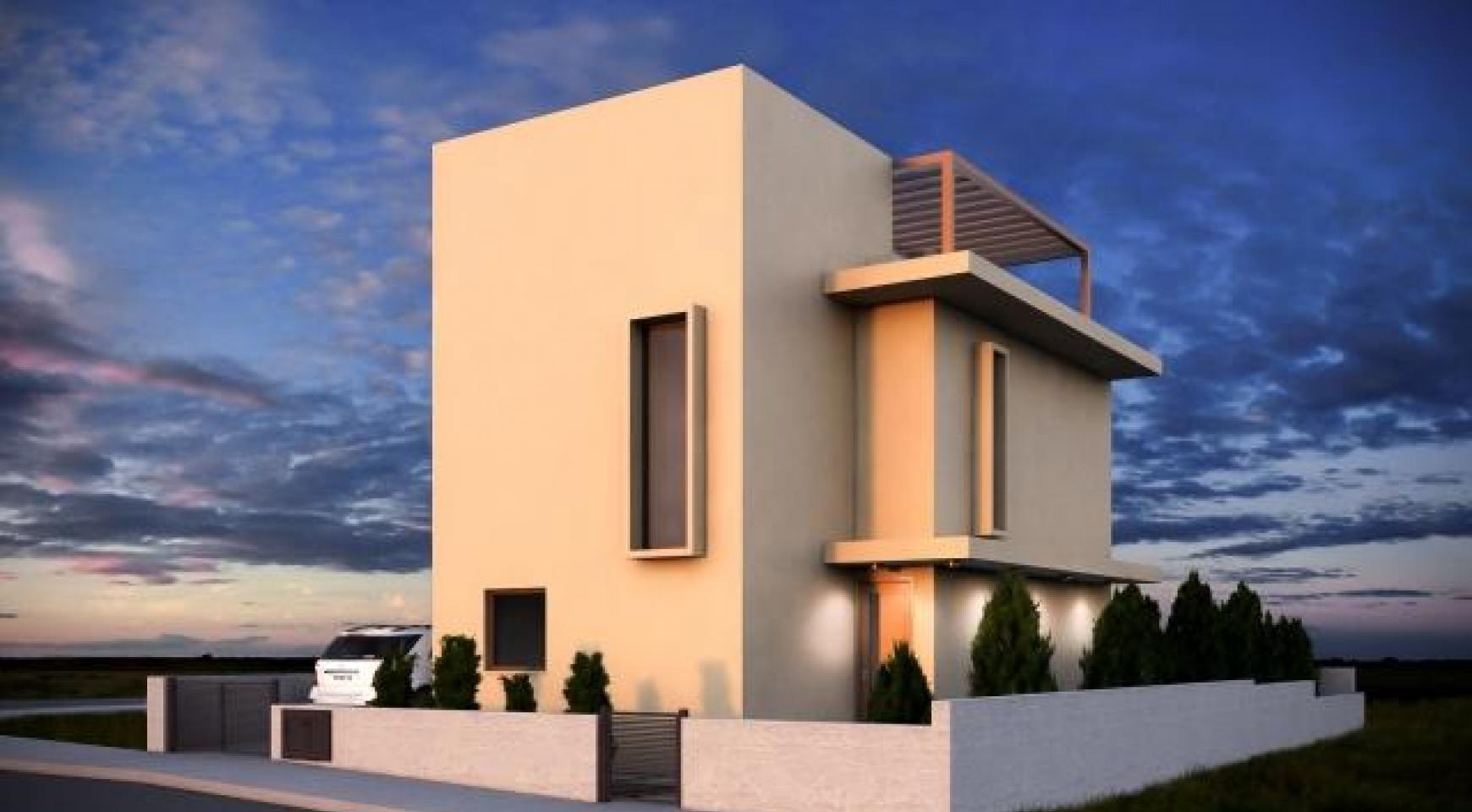 New Contemporary 3 Bedroom House in Central Location - 3