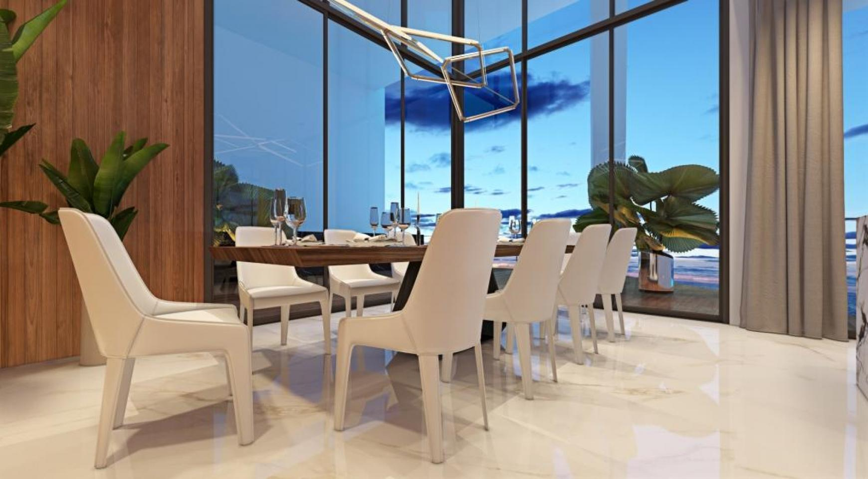 Sky Tower. One Bedroom Apartment 302 in a New Modern Complex near the Sea  - 24