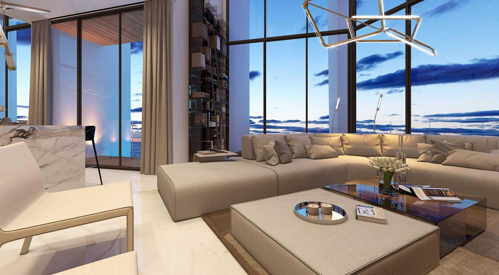 Sky Tower. One Bedroom Apartment 302 in a New Modern Complex near the Sea  - 23