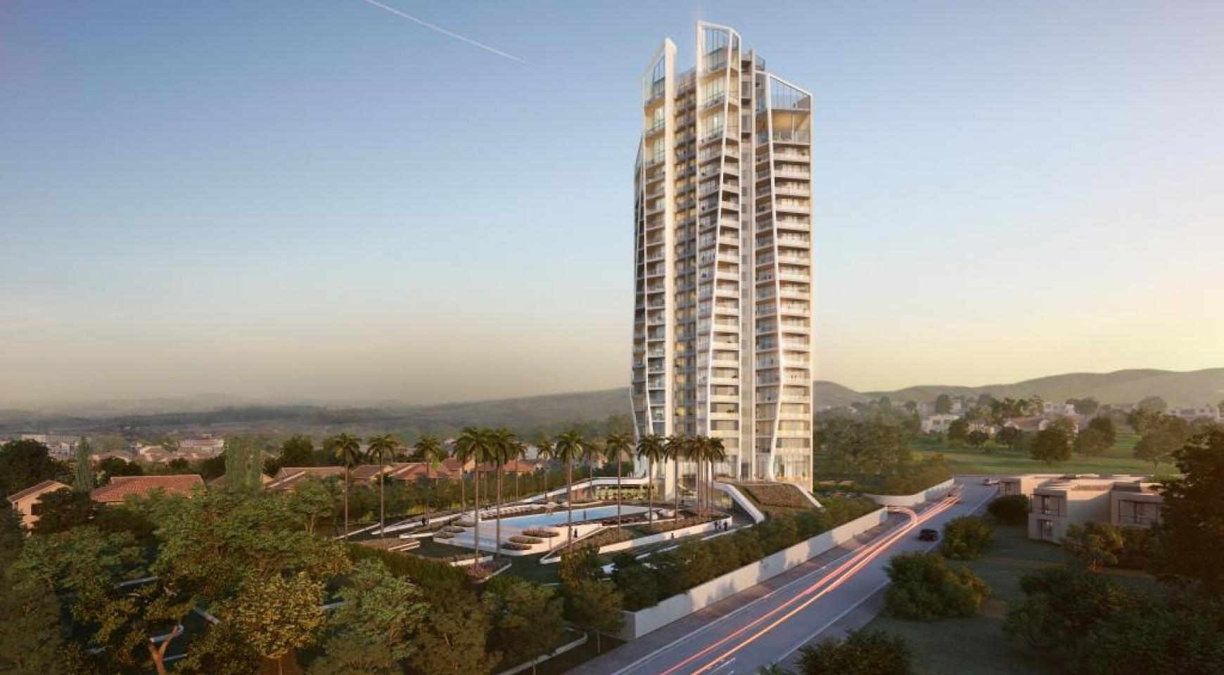 Sky Tower. One Bedroom Apartment 302 in a New Modern Complex near the Sea  - 7