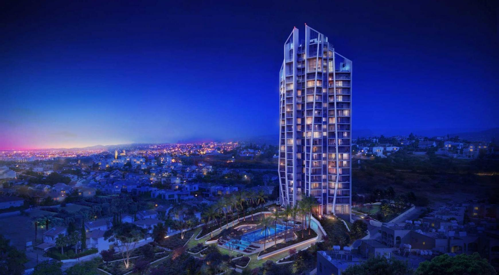 Sky Tower. One Bedroom Apartment 302 in a New Modern Complex near the Sea  - 8