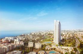 Sky Tower. One Bedroom Apartment 302 in a New Modern Complex near the Sea  - 41