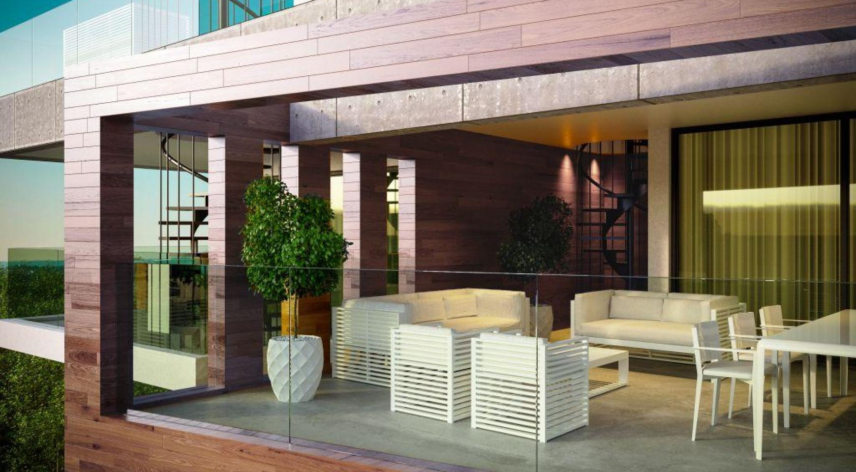 Contemporary 2 Bedroom Apartment in a New Project in Columbia Area - 10