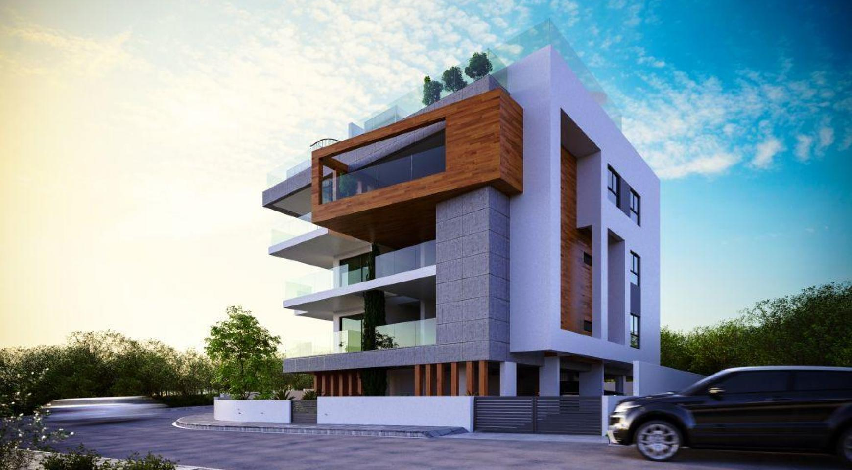 Contemporary 2 Bedroom Apartment in a New Project in Columbia Area - 5
