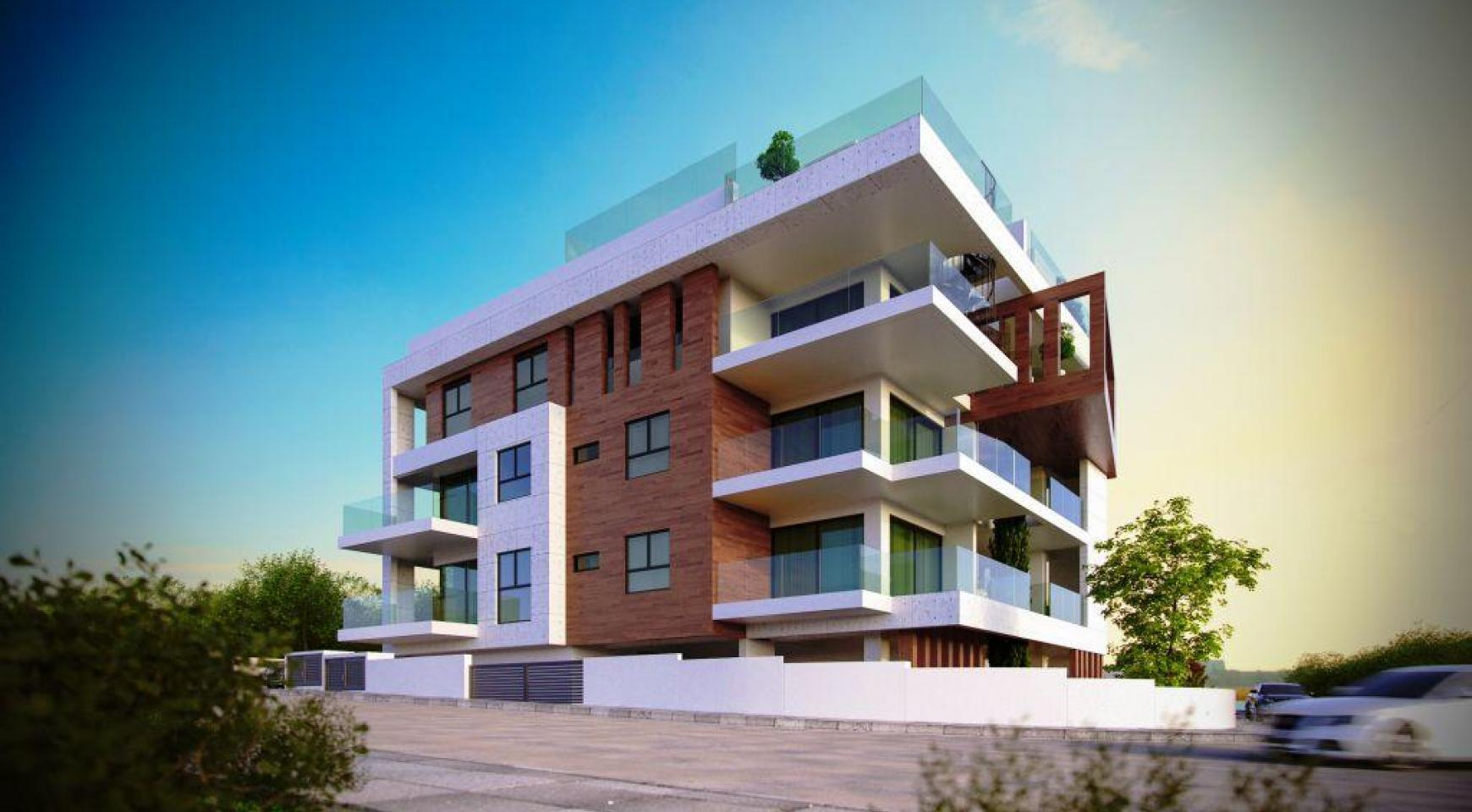 Contemporary 2 Bedroom Apartment in a New Project in Columbia Area - 6