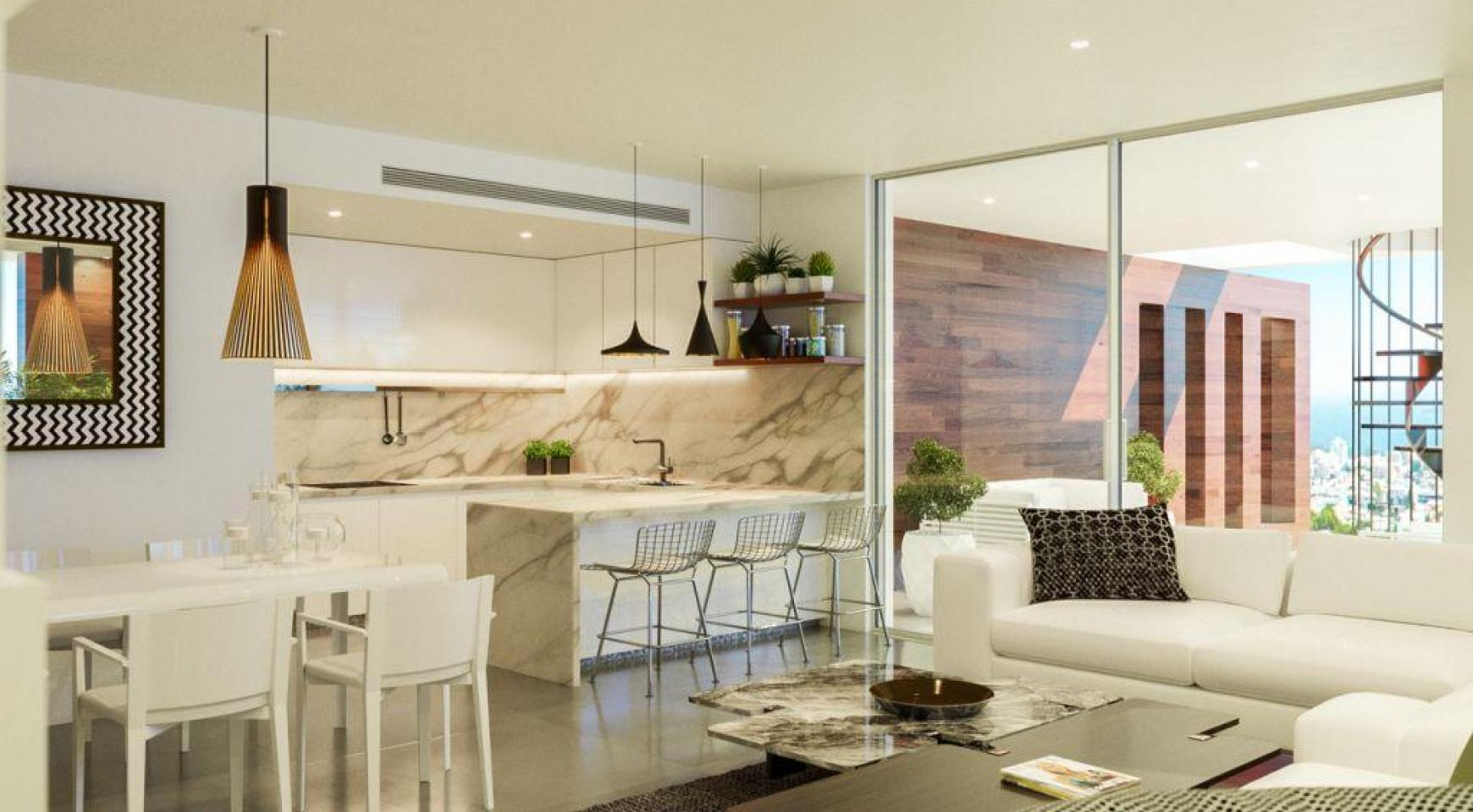 Contemporary 2 Bedroom Apartment in a New Project in Columbia Area - 3