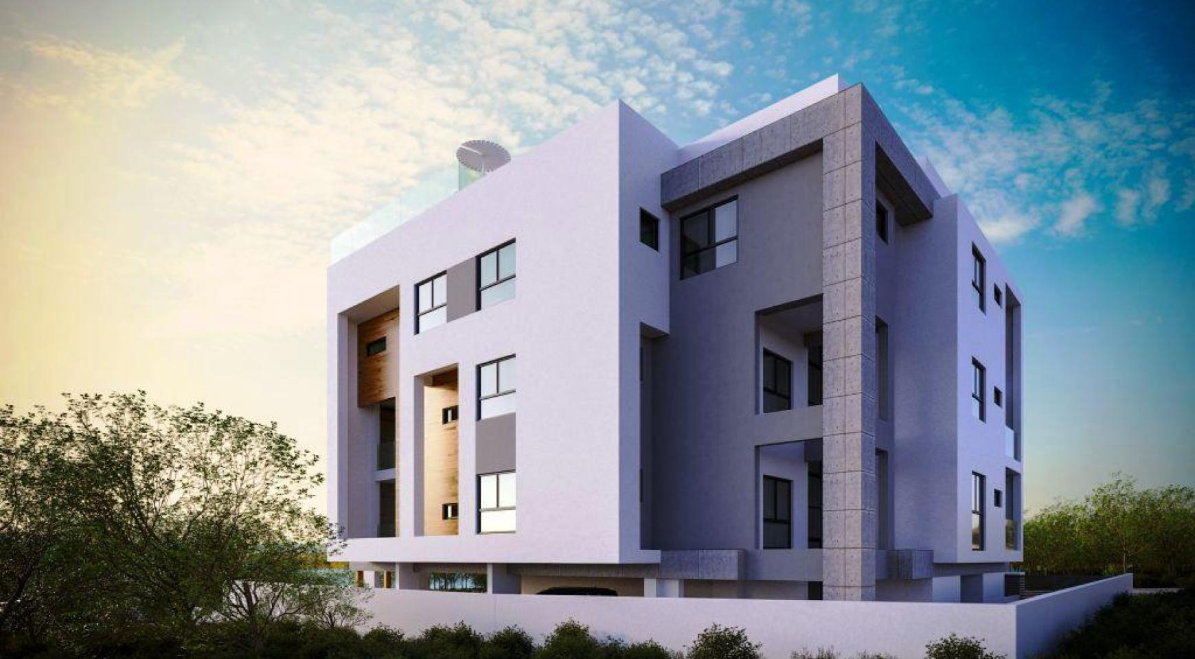 Contemporary 3 Bedroom Penthouse with a Private Swimming Pool - 8