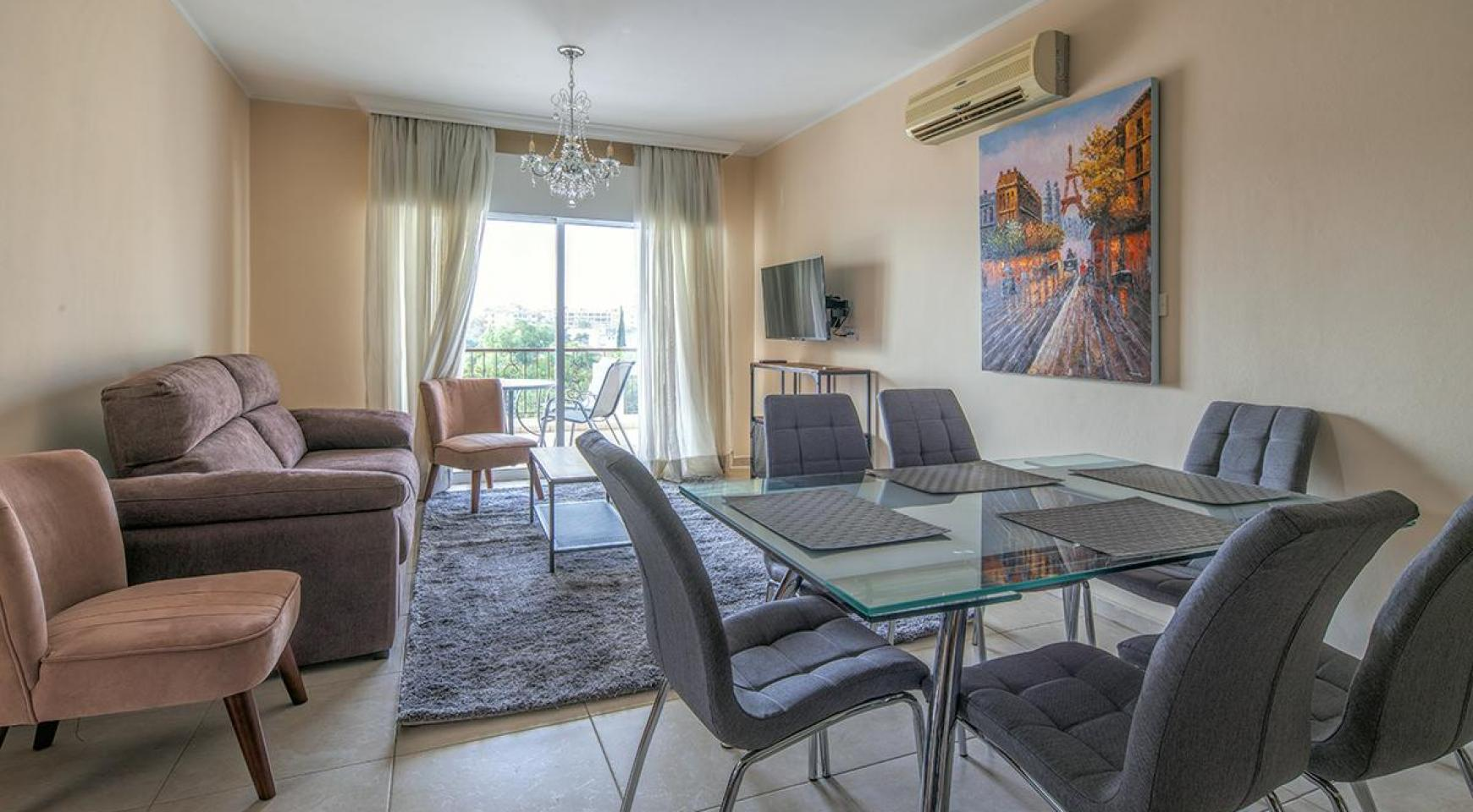 Luxury 2 Bedroom Apartment Mesogios Iris 301 in the Tourist area near the Beach - 3