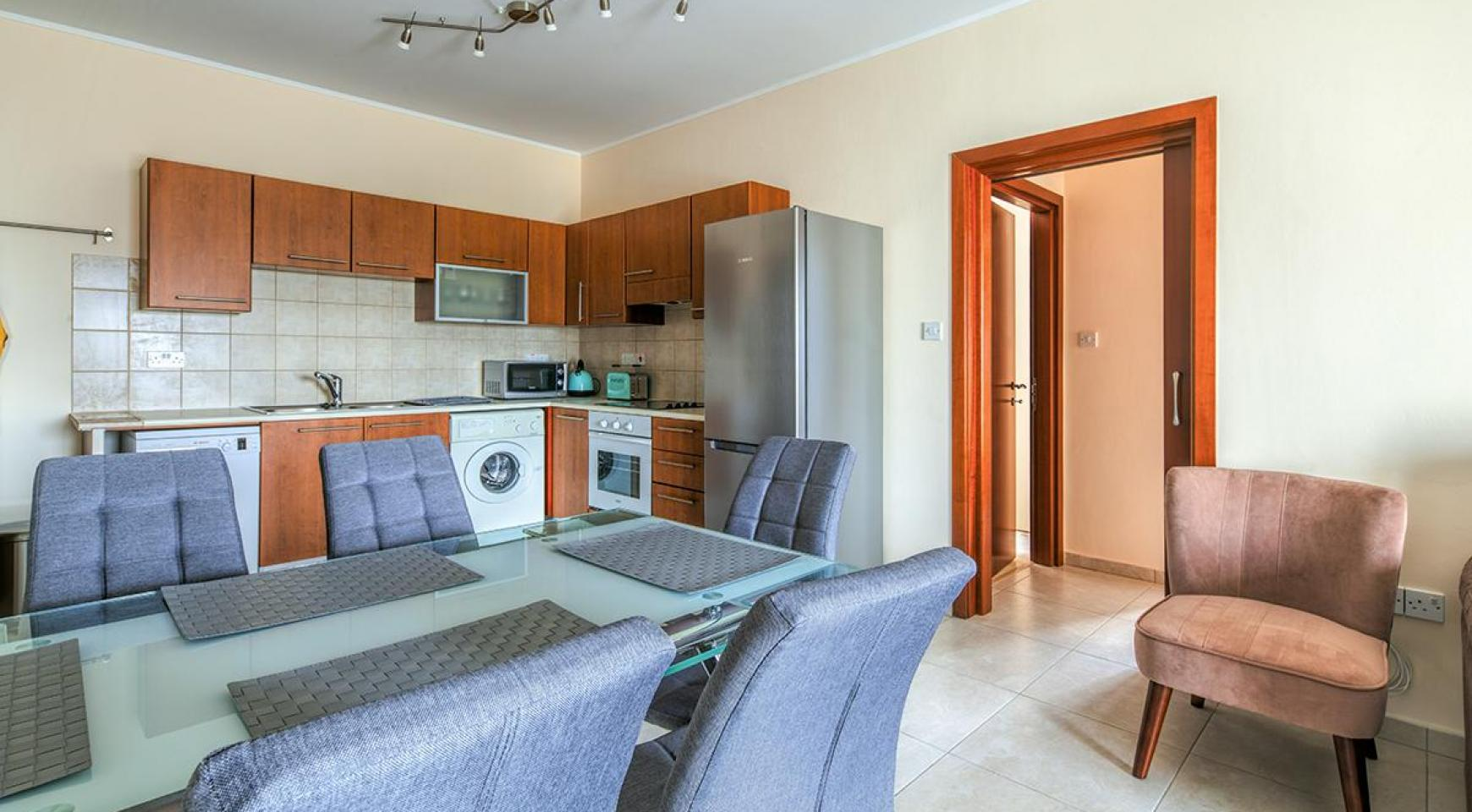 Luxury 2 Bedroom Apartment Mesogios Iris 301 in the Tourist area near the Beach - 2