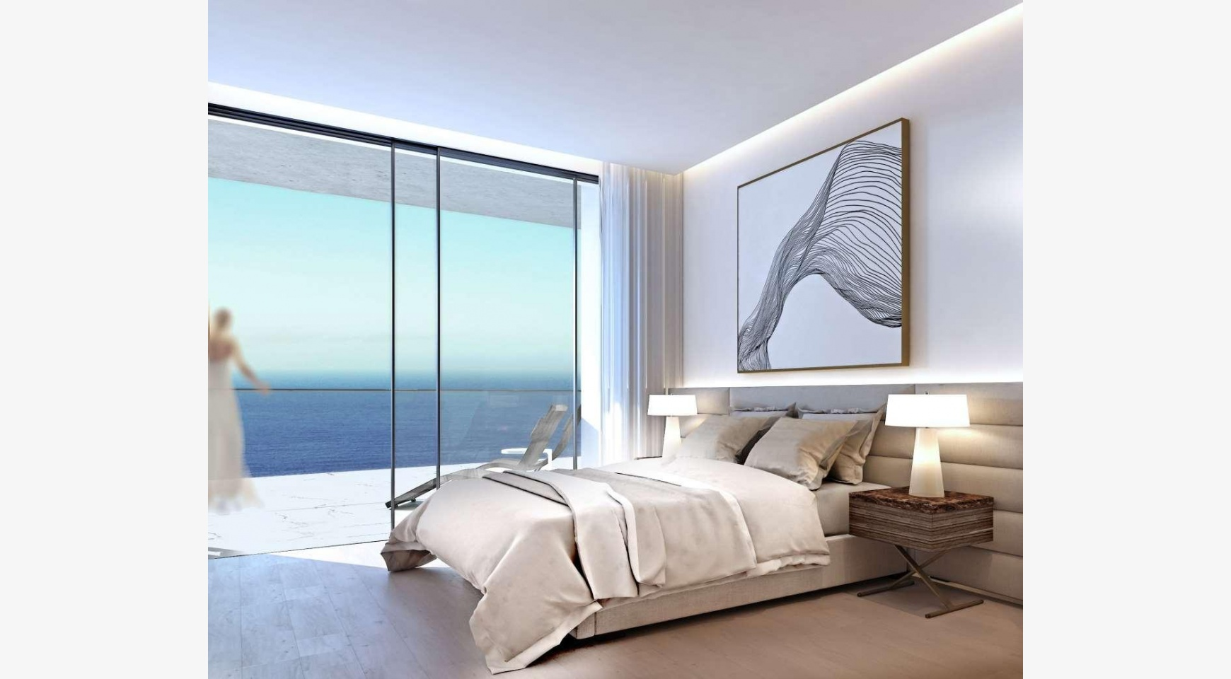 One Bedroom Apartment in a Luxurious Project by the Sea - 8