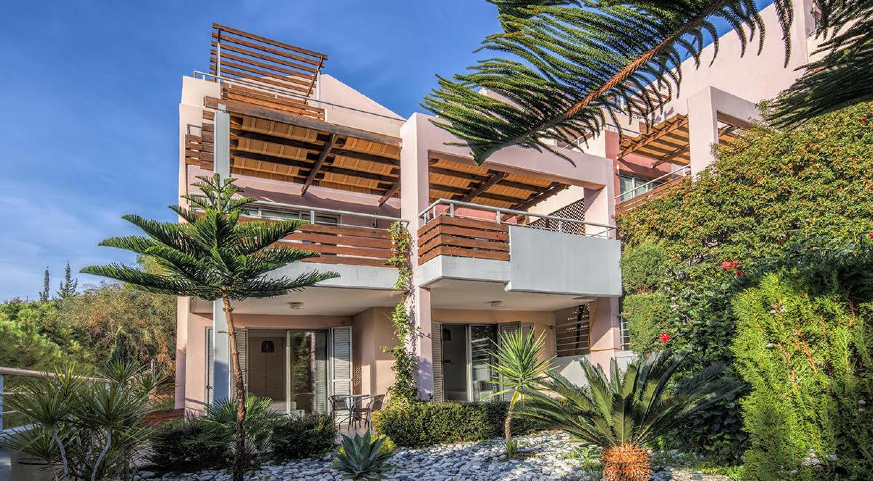 2 Bedroom Duplex Apartment in a Prestigious Complex near the Sea - 16