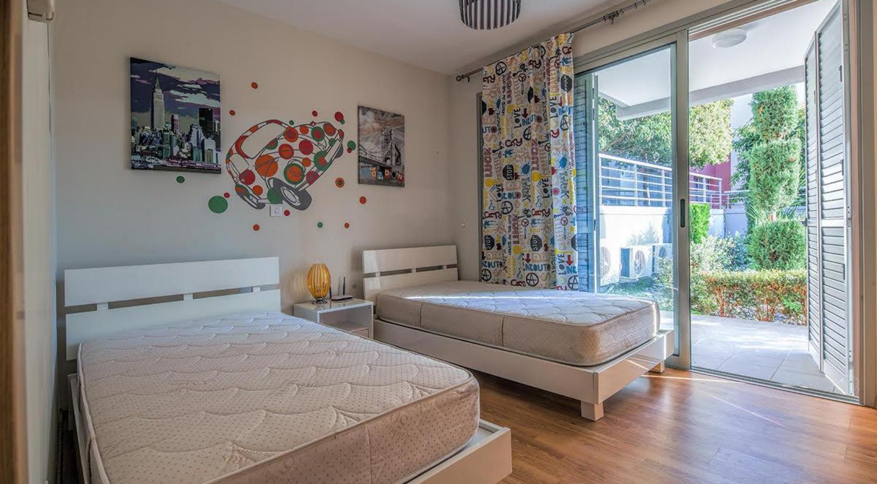 2 Bedroom Duplex Apartment in a Prestigious Complex near the Sea - 13