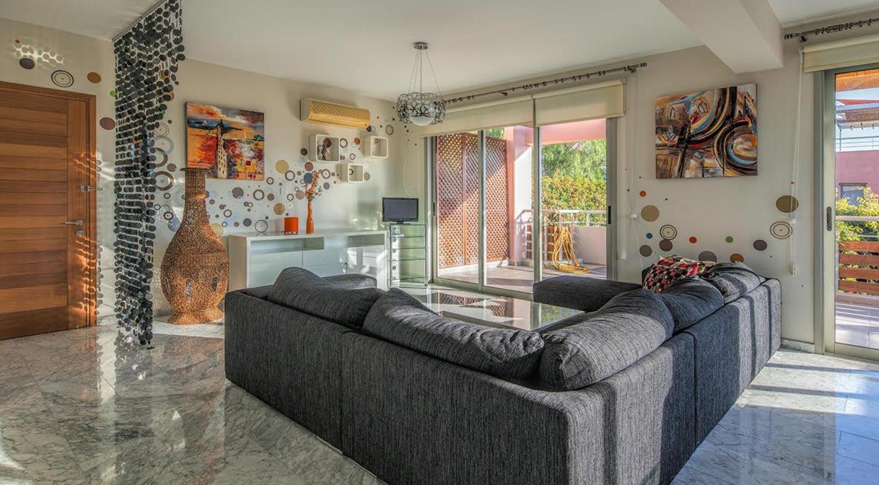 2 Bedroom Duplex Apartment in a Prestigious Complex near the Sea - 3