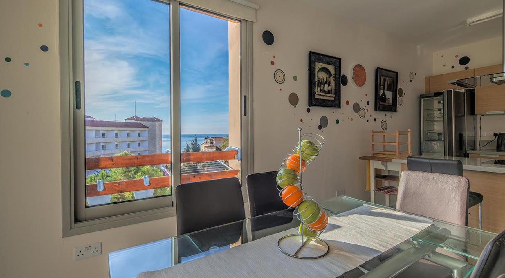 2 Bedroom Duplex Apartment in a Prestigious Complex near the Sea - 4