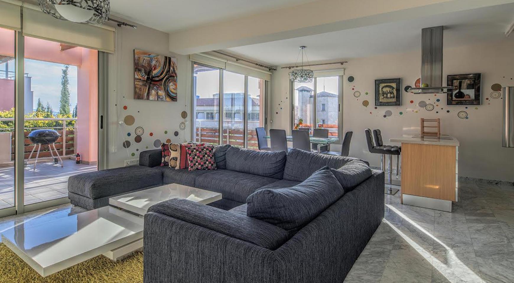 2 Bedroom Duplex Apartment in a Prestigious Complex near the Sea - 2