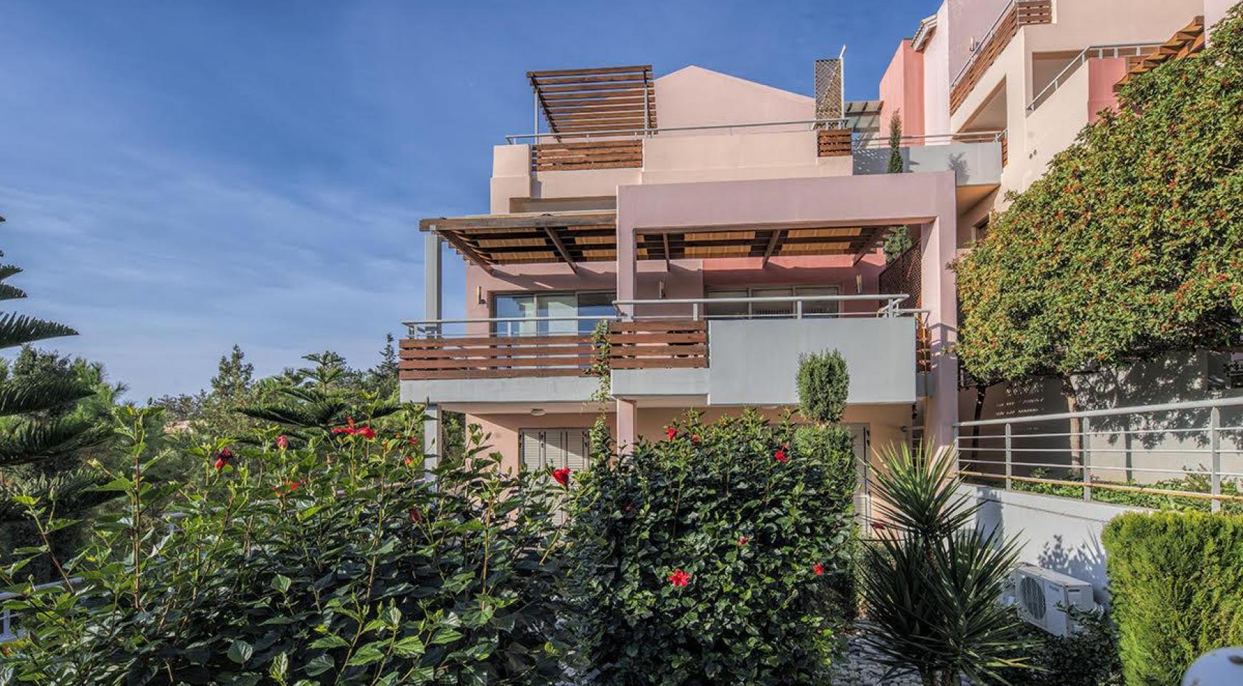 2 Bedroom Duplex Apartment in a Prestigious Complex near the Sea - 19