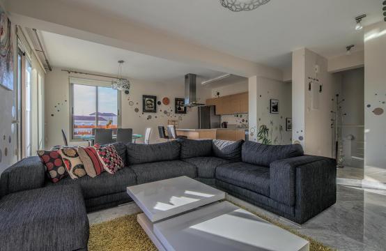 2 Bedroom Duplex Apartment in a Prestigious Complex near the Sea