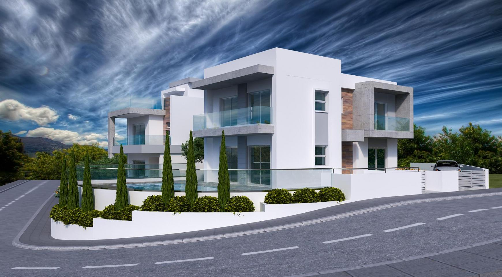 New 3 Bedroom Villa in Parekklisia Village - 2