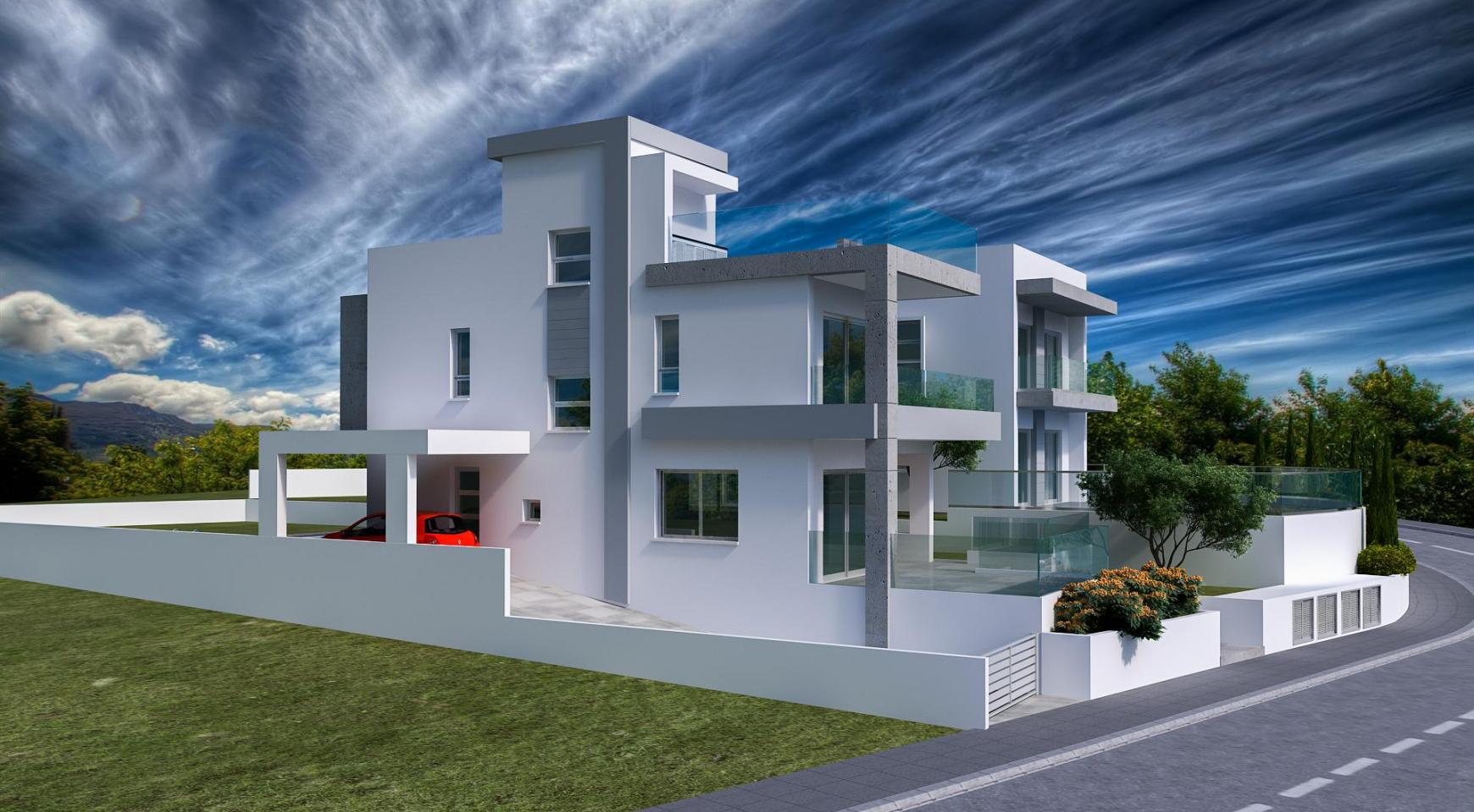 New 3 Bedroom Villa in Parekklisia Village - 4