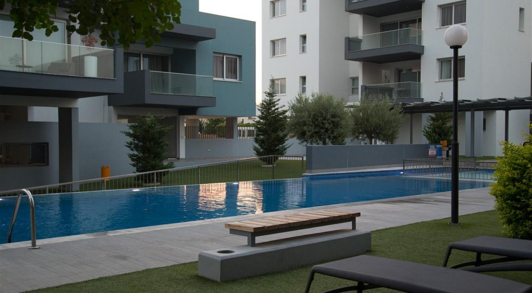 New Complex in Agios Spyridonas - 1