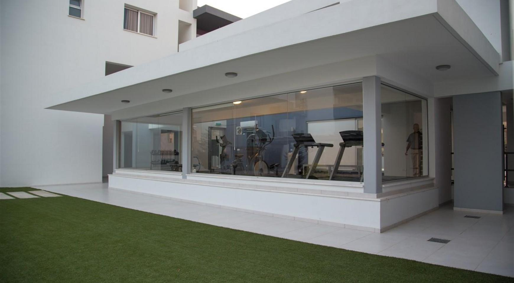 New Complex in Agios Spyridonas - 13