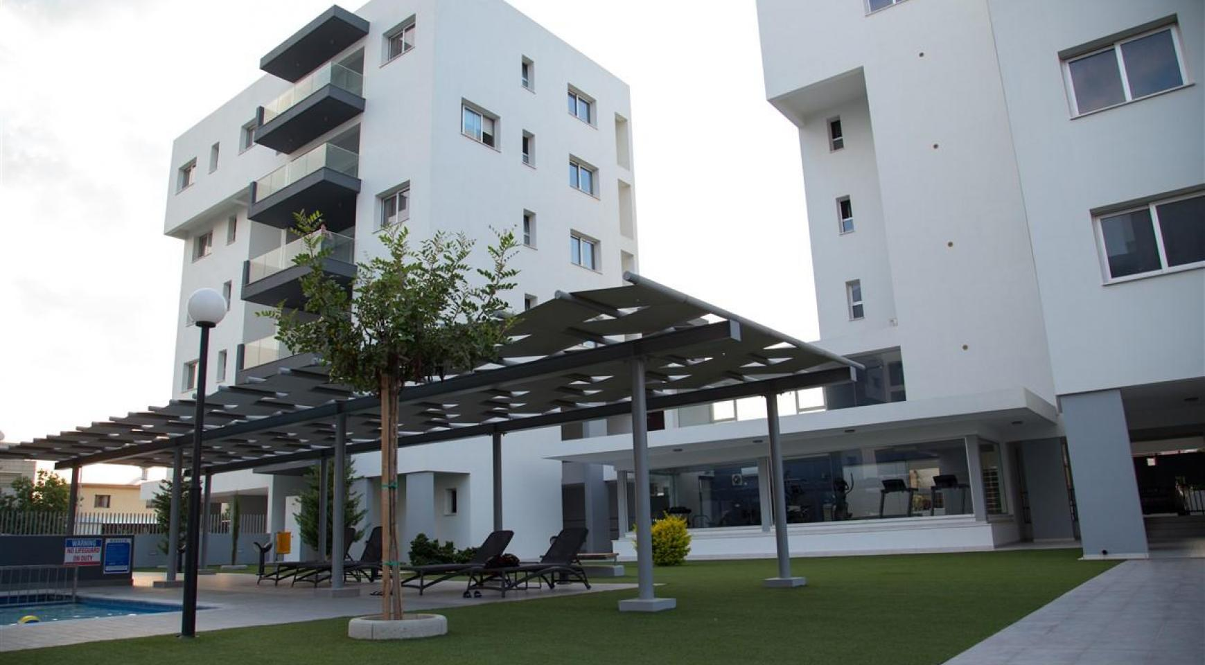 New Complex in Agios Spyridonas - 9
