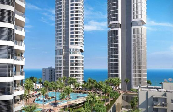 Luxury 2 Bedroom Apartment in a New Project by the Sea in the City Centre