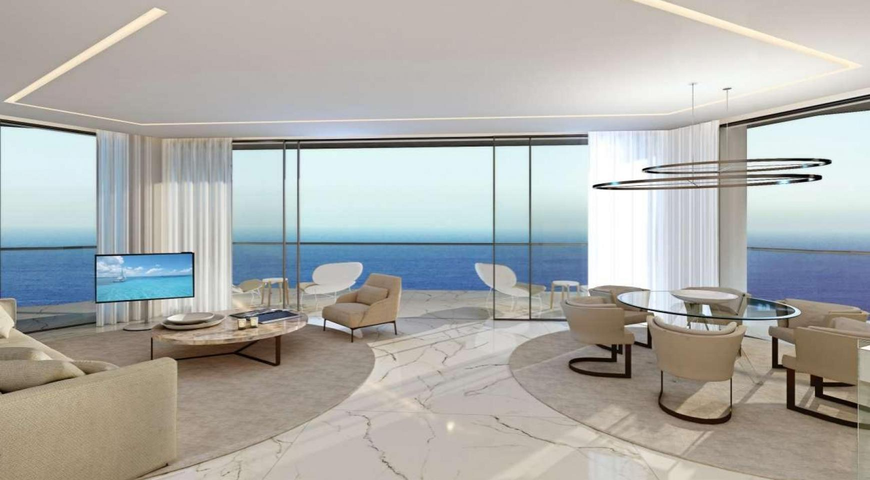 Exclusive 4 Bedroom Apartment in a New Project by the Sea in the City Centre - 7