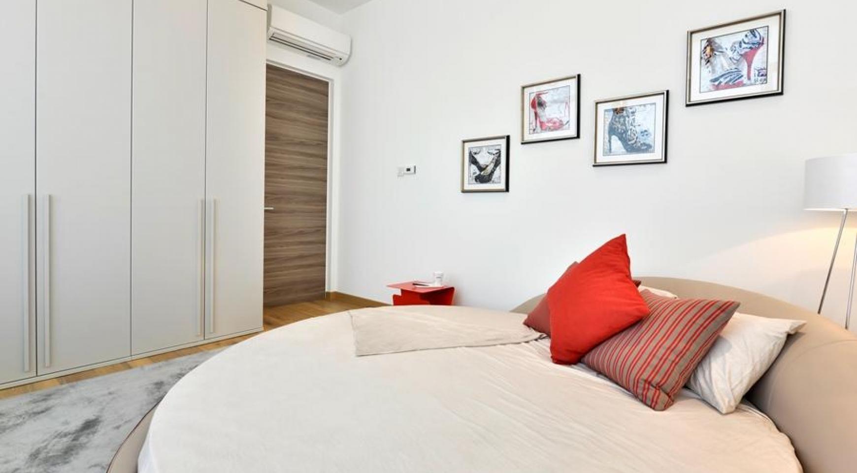 Πολυτελές διαμέρισμα 2 υπνοδωματίων με ταράτσα στο νεόδμητο συγκρότημα - 22