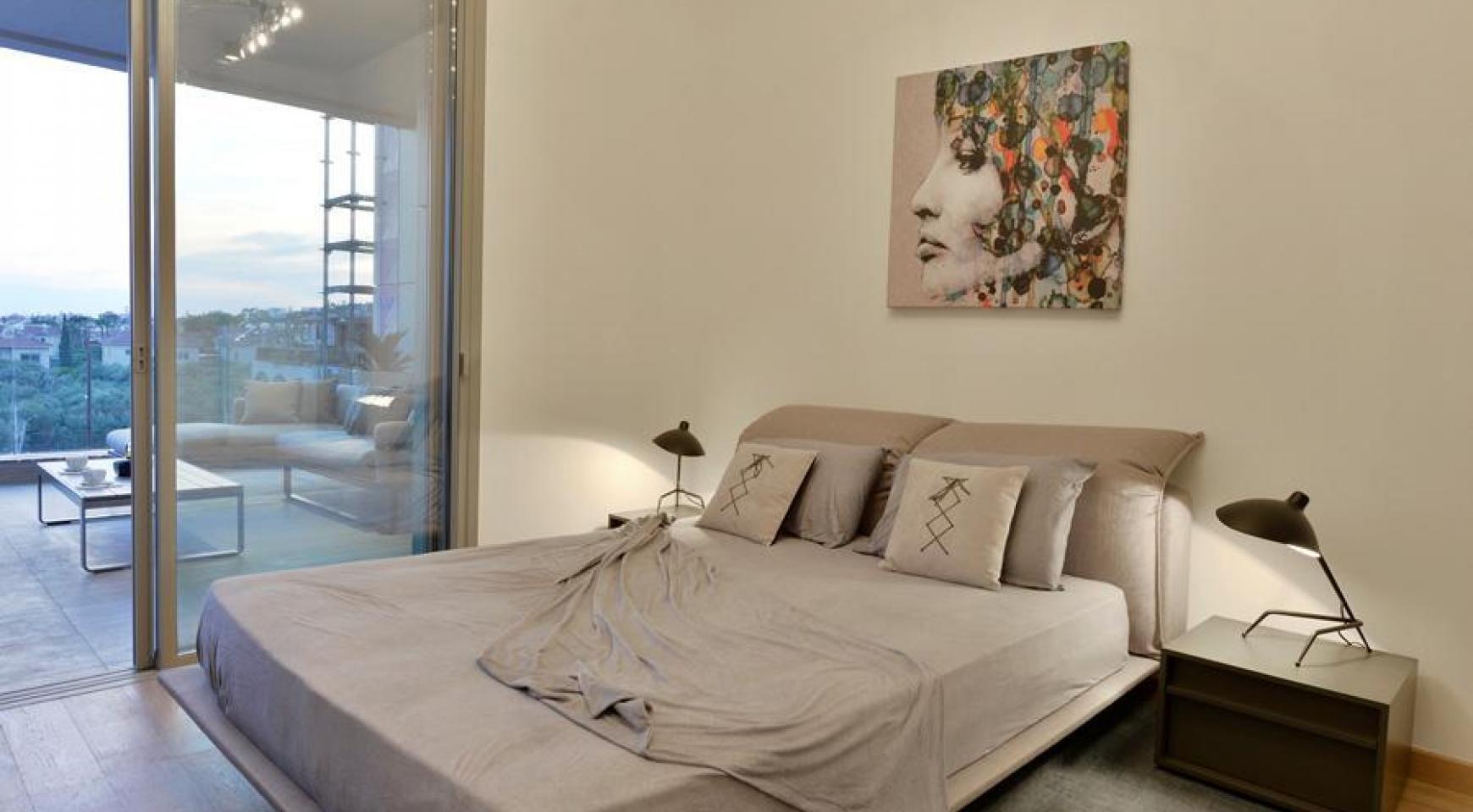 Πολυτελές διαμέρισμα 2 υπνοδωματίων με ταράτσα στο νεόδμητο συγκρότημα - 17
