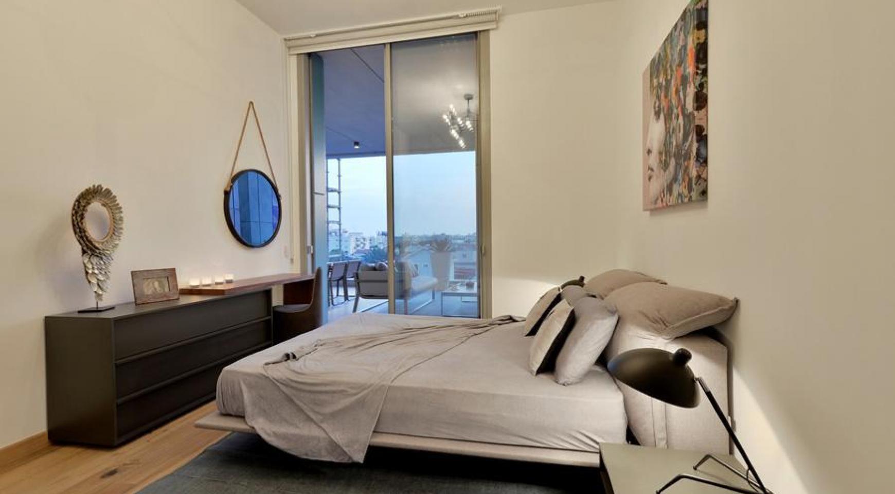 Πολυτελές διαμέρισμα 2 υπνοδωματίων με ταράτσα στο νεόδμητο συγκρότημα - 18