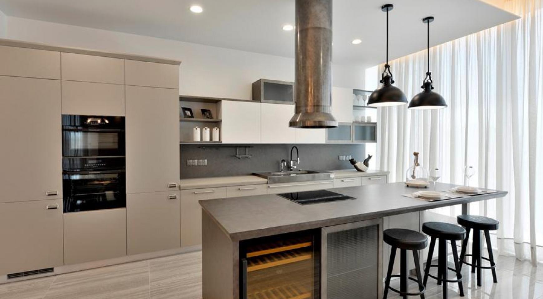Πολυτελές διαμέρισμα 2 υπνοδωματίων με ταράτσα στο νεόδμητο συγκρότημα - 7