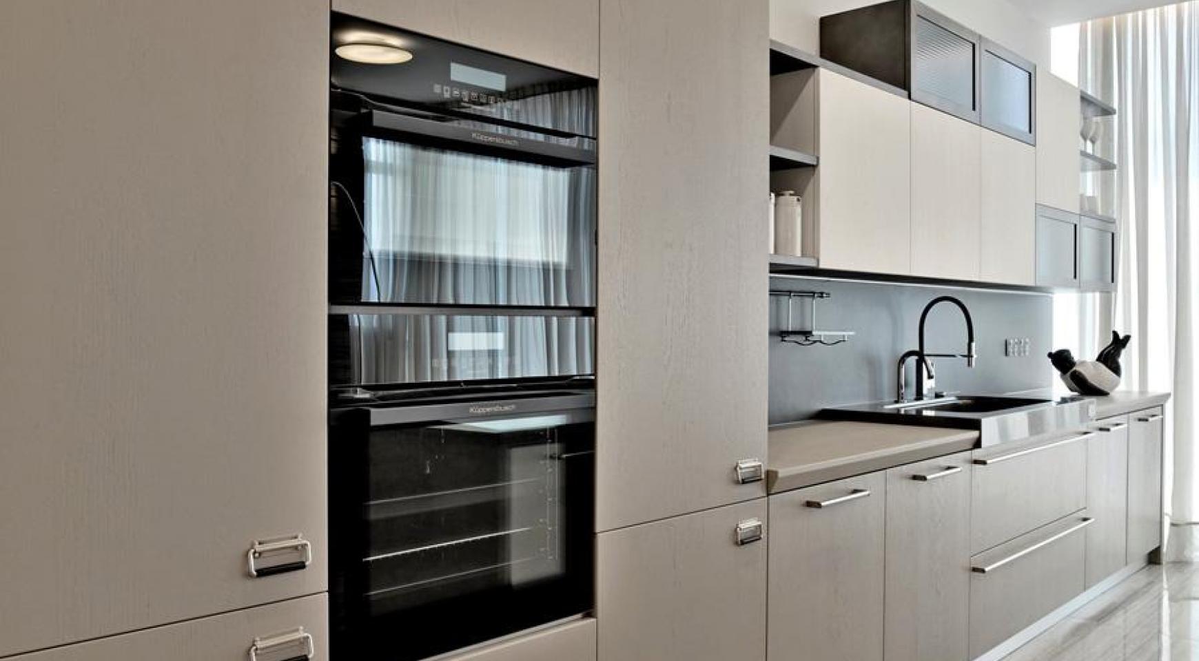 Πολυτελές διαμέρισμα 2 υπνοδωματίων με ταράτσα στο νεόδμητο συγκρότημα - 8