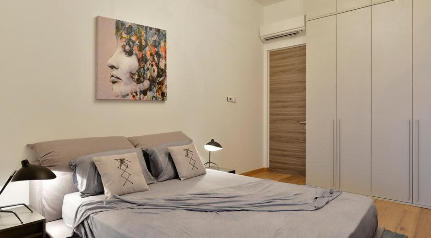 Πολυτελές διαμέρισμα 2 υπνοδωματίων με ταράτσα στο νεόδμητο συγκρότημα - 16