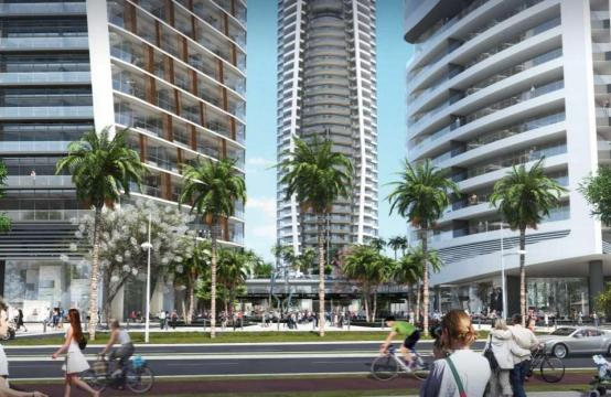 New Luxury Project by the Sea in the City Centre