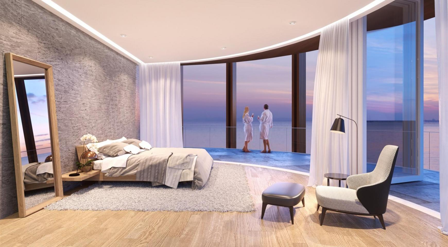 Modern 2 Bedroom Apartment in an Exclusive Project by the Sea - 21