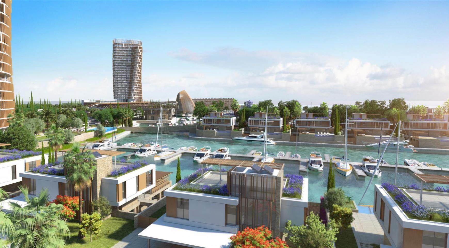 2 Bedroom Apartment in an Exclusive Project by the Sea - 2
