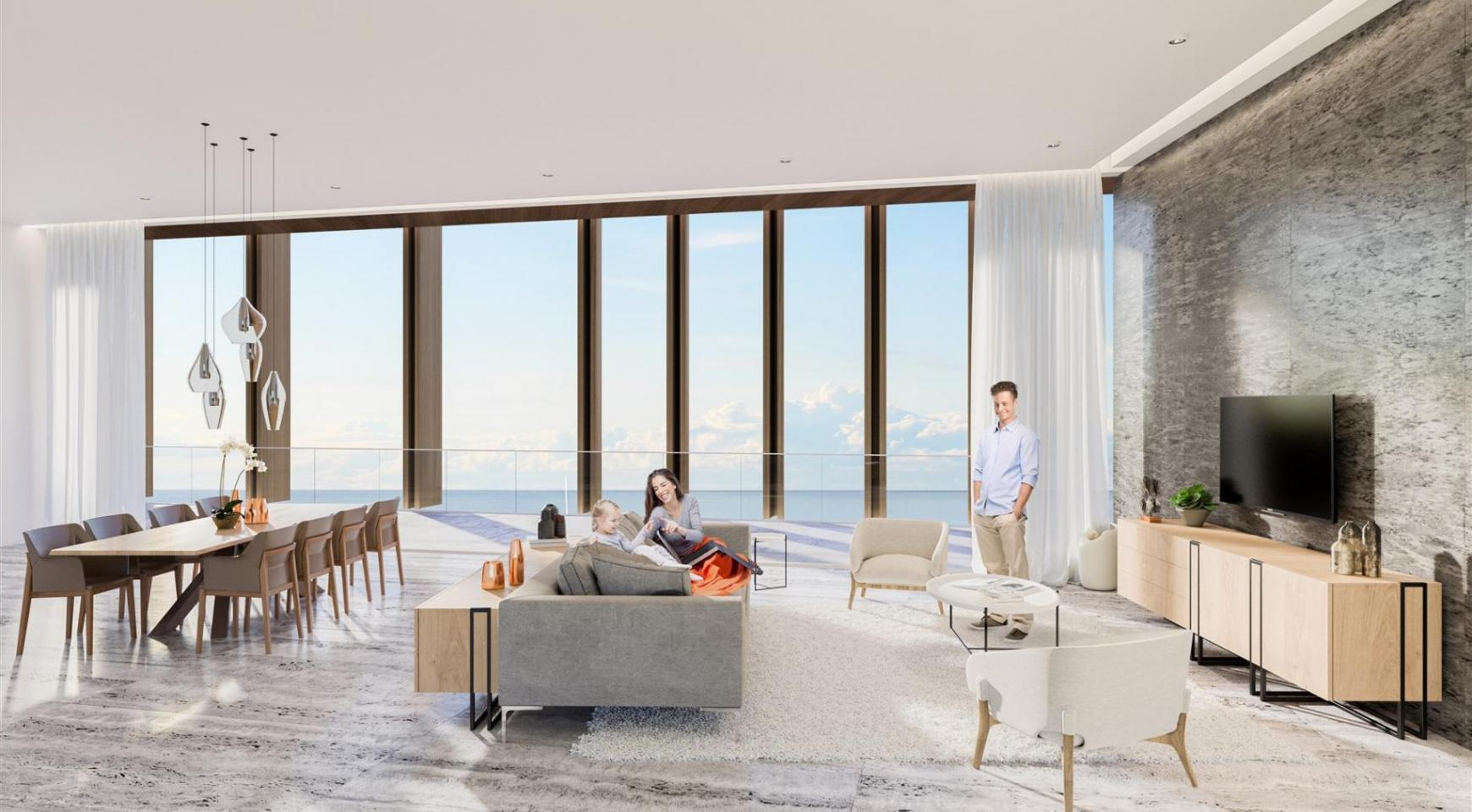 Modern 2 Bedroom Apartment in an Exclusive Project by the Sea - 20