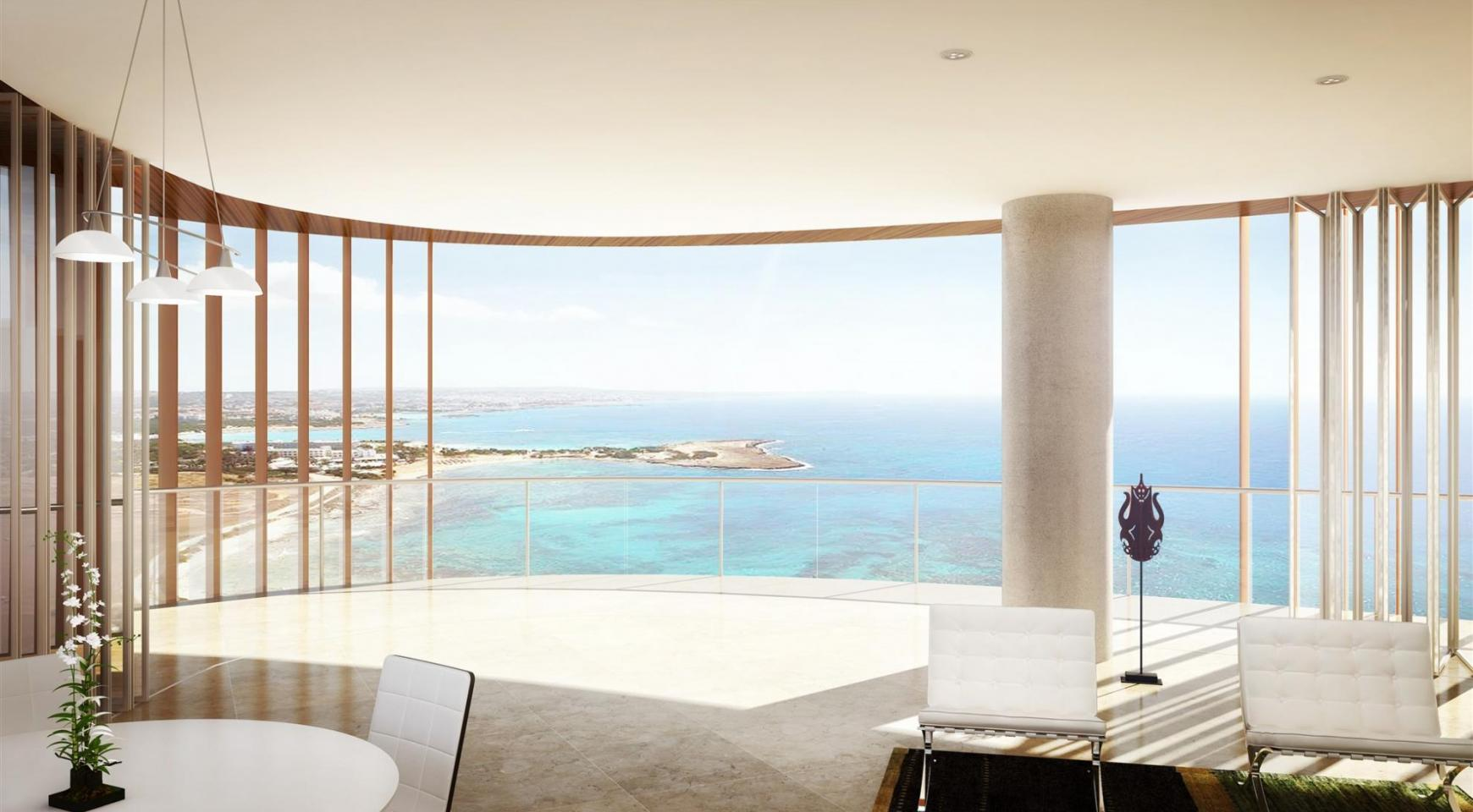 Modern 3 bedroom Apartment in an Exclusive Project by the Sea - 22