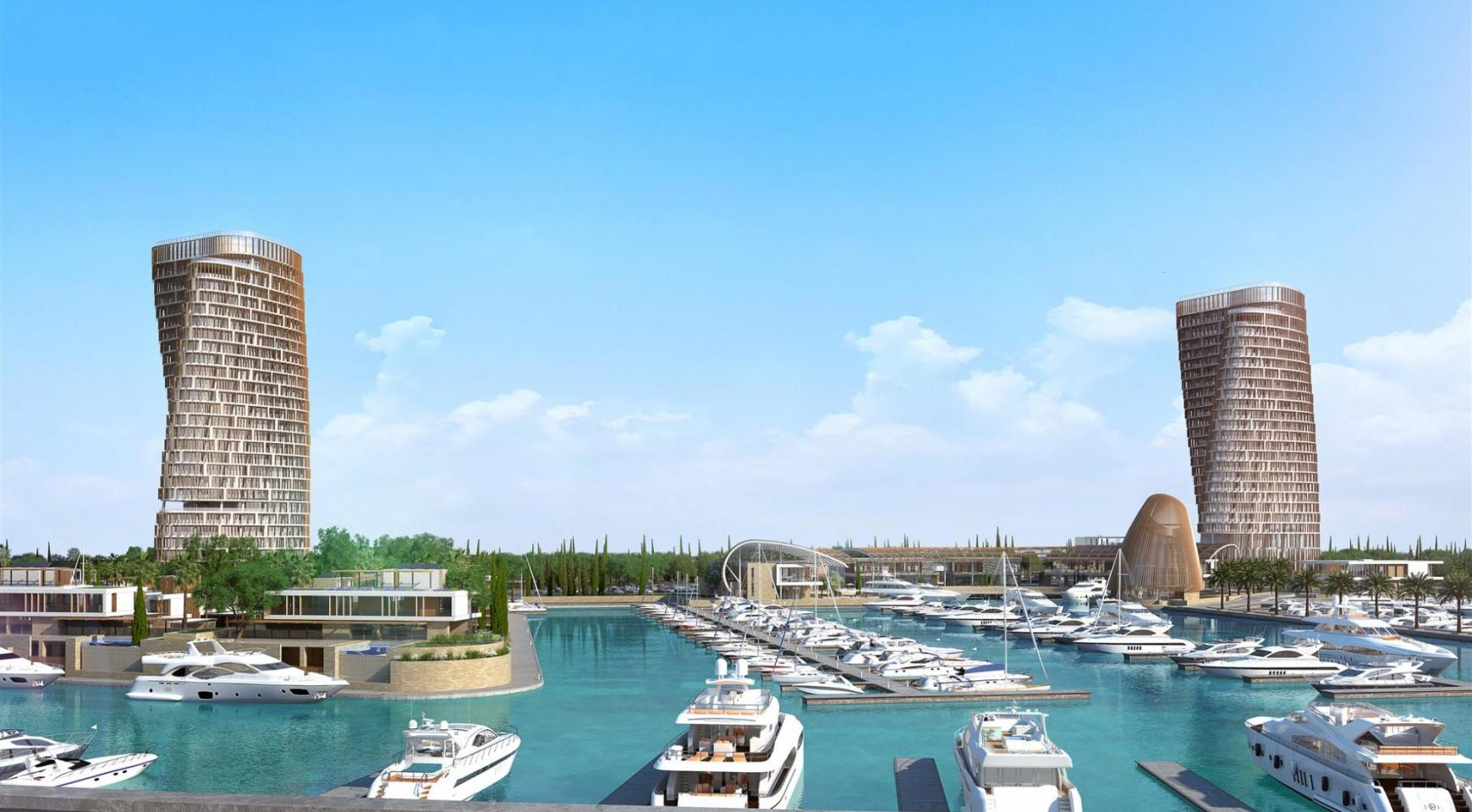 Modern 3 bedroom Apartment in an Exclusive Project by the Sea - 17