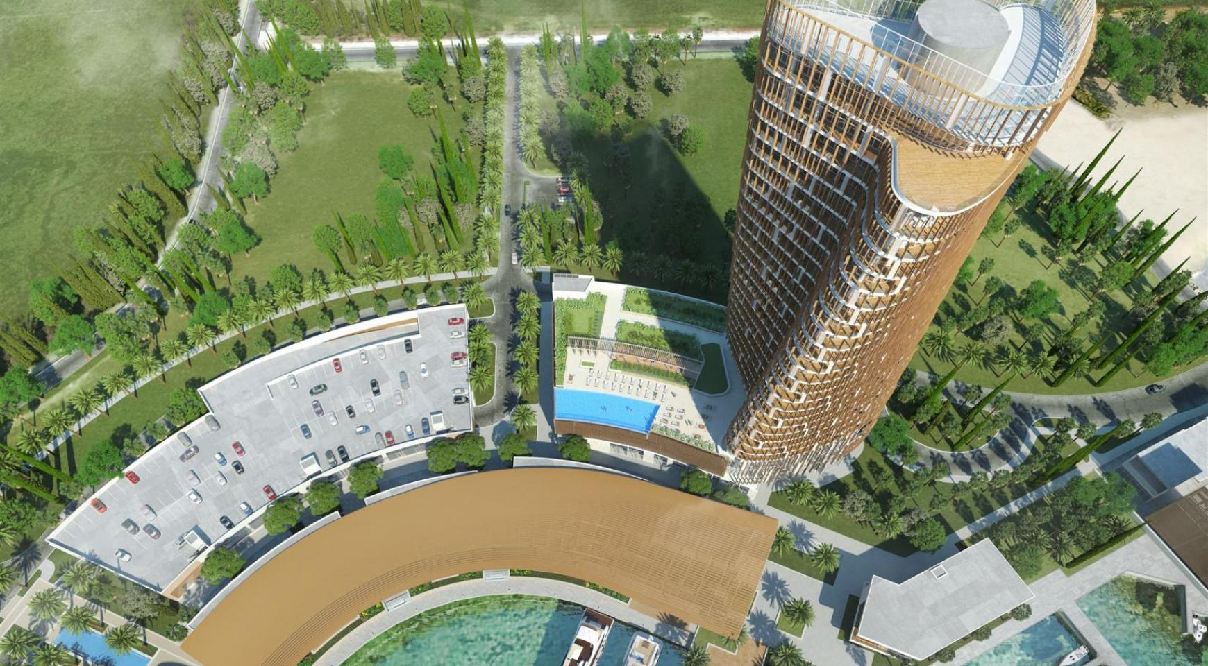 Modern 3 bedroom Apartment in an Exclusive Project by the Sea - 10
