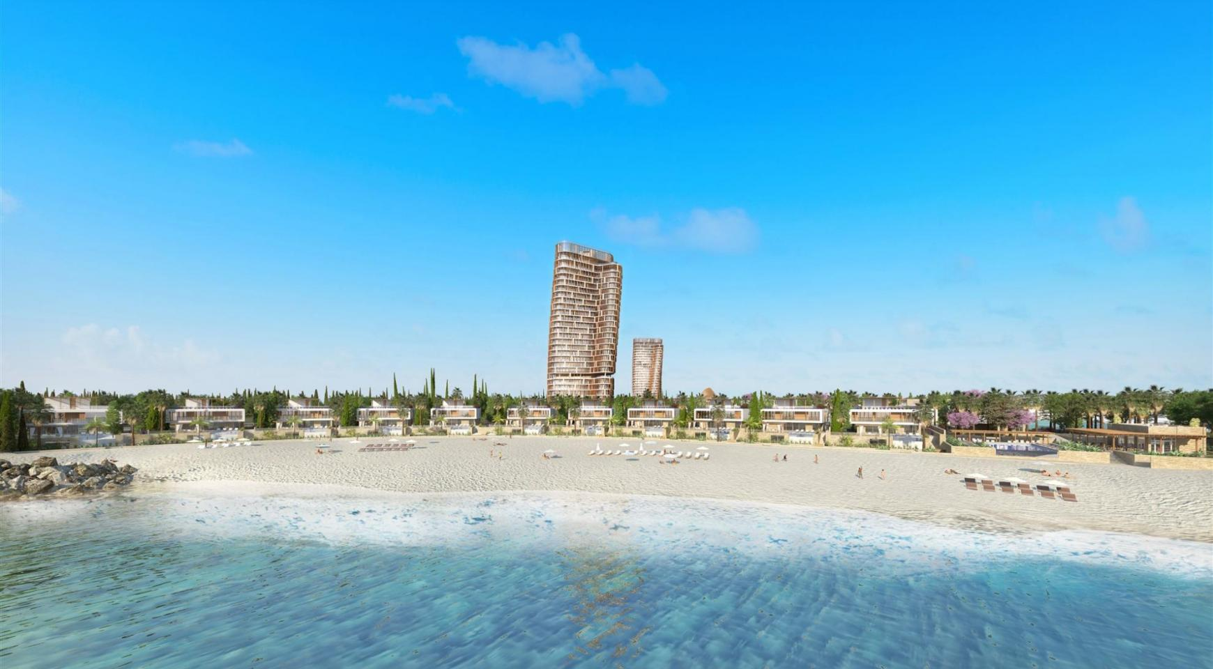 Modern 3 bedroom Apartment in an Exclusive Project by the Sea - 19