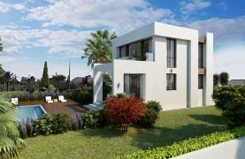 Modern 3 Bedroom Villa in a Complex near the Beach - 15