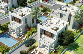 Modern 3 Bedroom Villa in a Complex near the Beach - 13