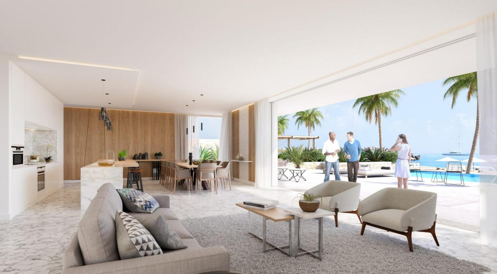 Stunning 3 Bedroom Villa in an Exclusive Project by the Sea - 1