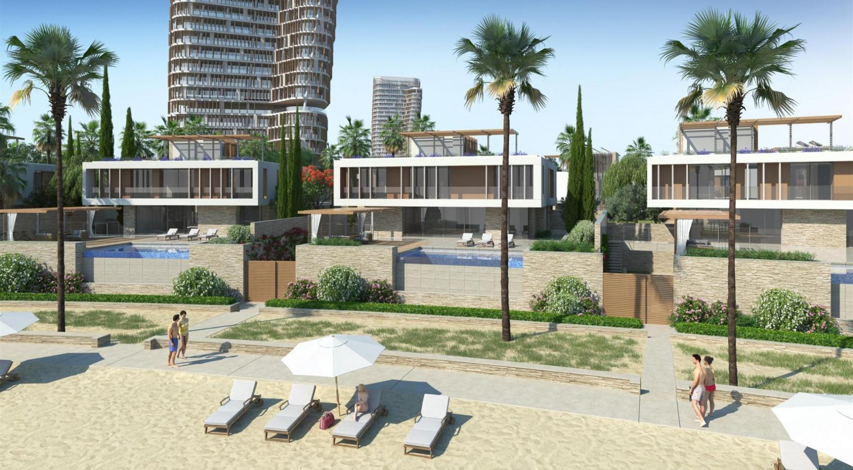 Stunning 3 Bedroom Villa in an Exclusive Project by the Sea - 3