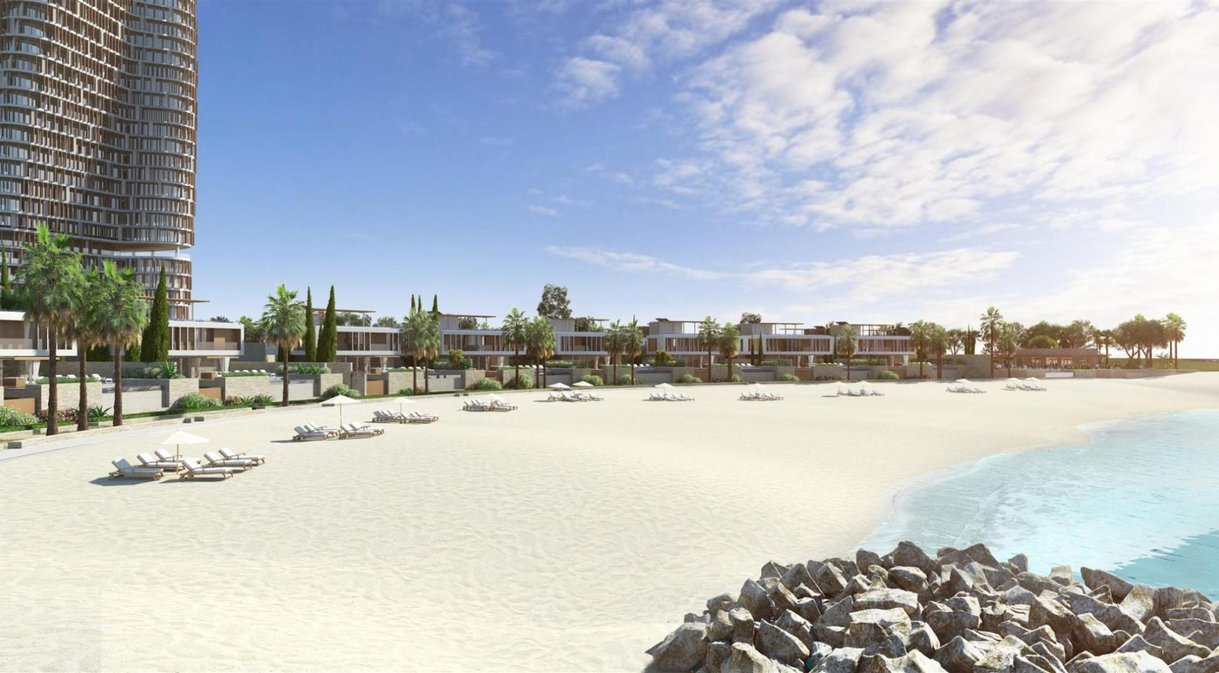 Stunning 3 Bedroom Villa in an Exclusive Project by the Sea - 2