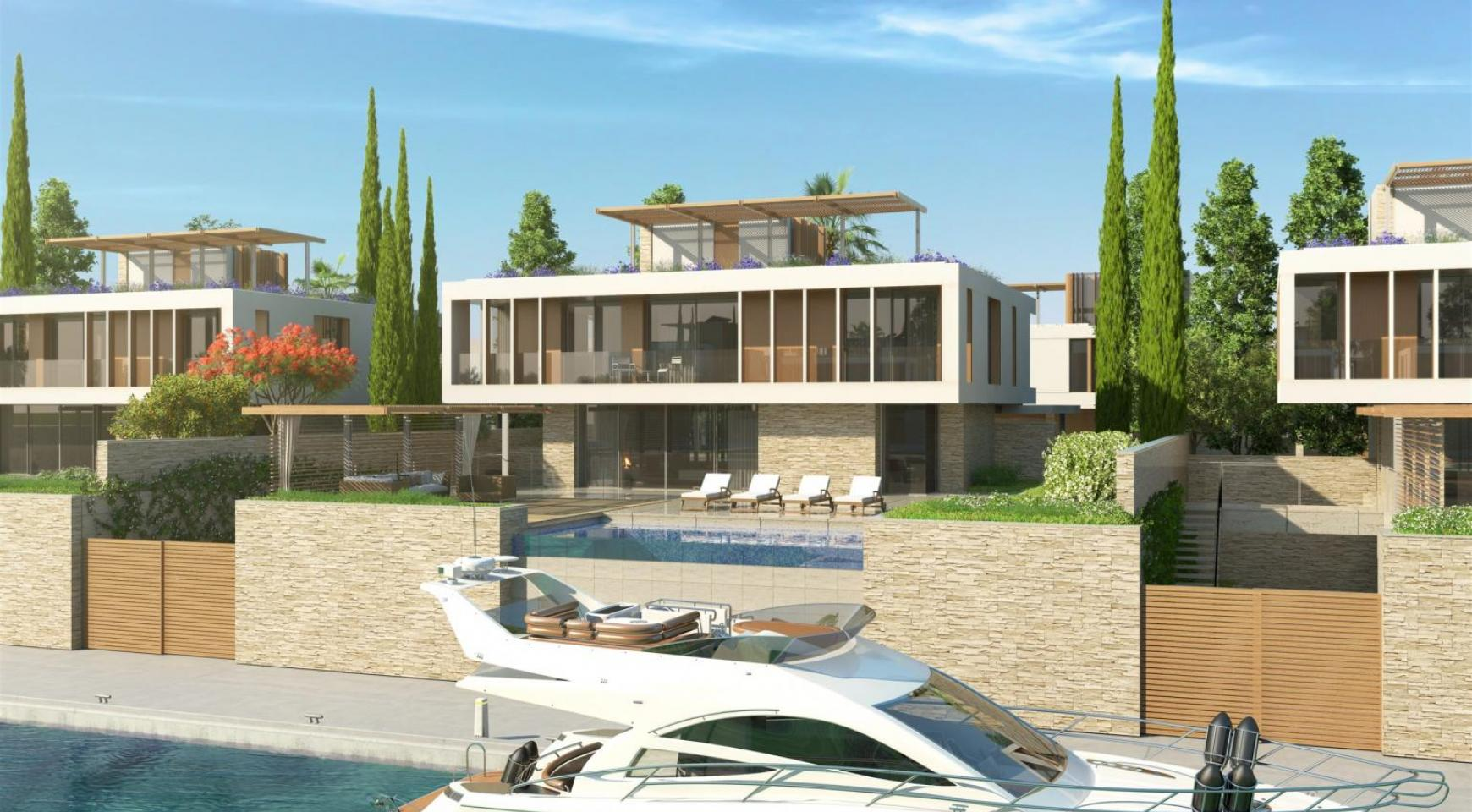 Stunning 3 Bedroom Villa in an Exclusive Project by the Sea - 4